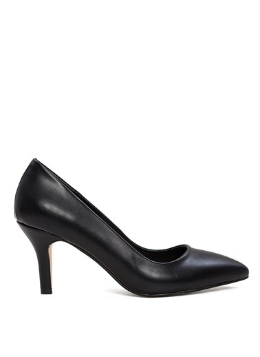 Sole Sisters Topuklu Ayakkabı Siyah - Tamy2 Siyah